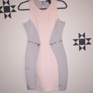 Forever 21 // Spring Fitted Dress // Size MEDIUM